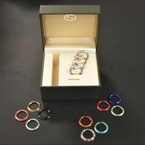 Gucci Accessories - VinTaGe GUCCI w/ BeZeLs!!!